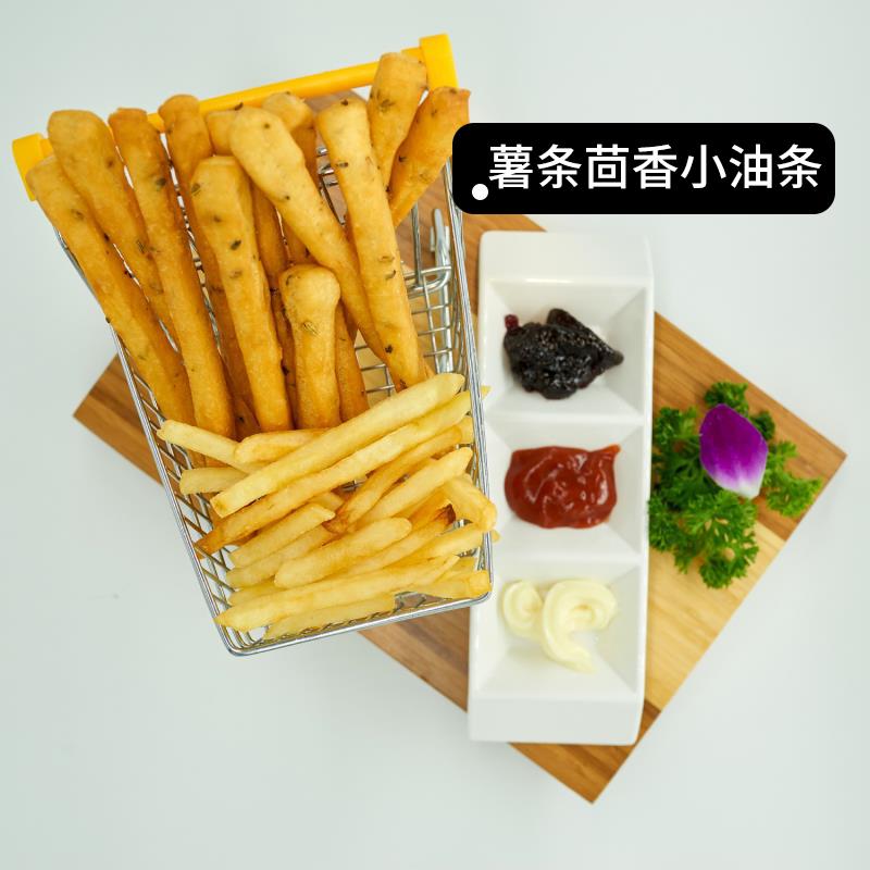 薯条茴香小油条