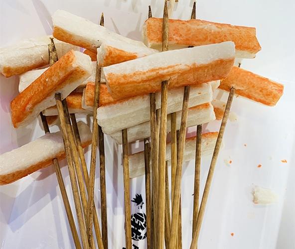 日式蟹柳棒串串