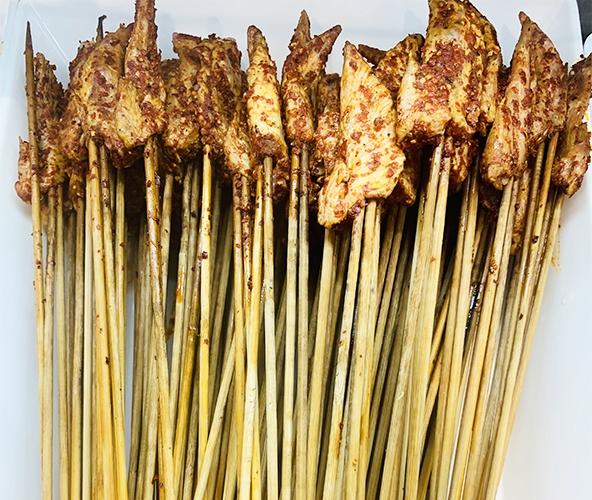 香糯鸡尖串串