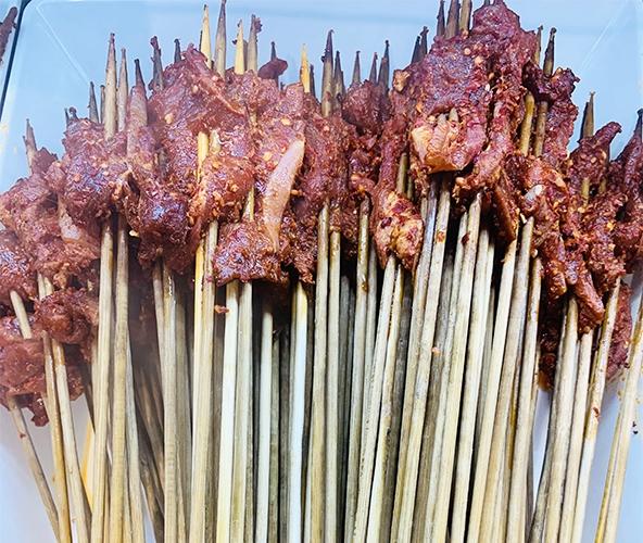 水煮肉片串串