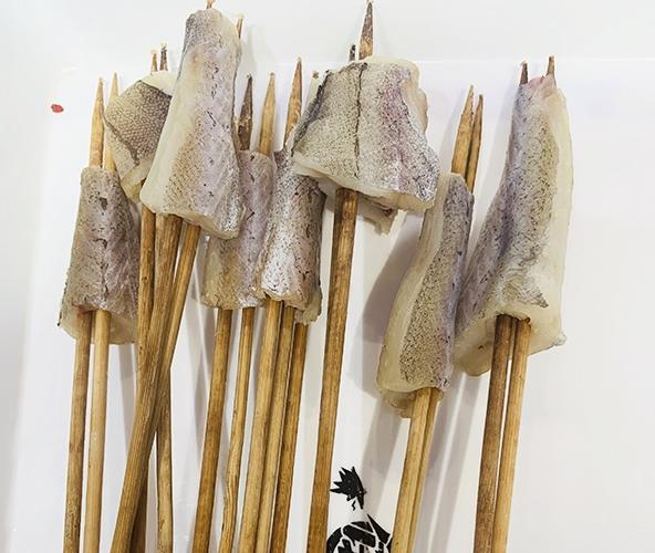 深海鱼串串