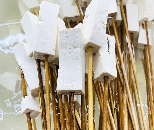 老豆腐串串
