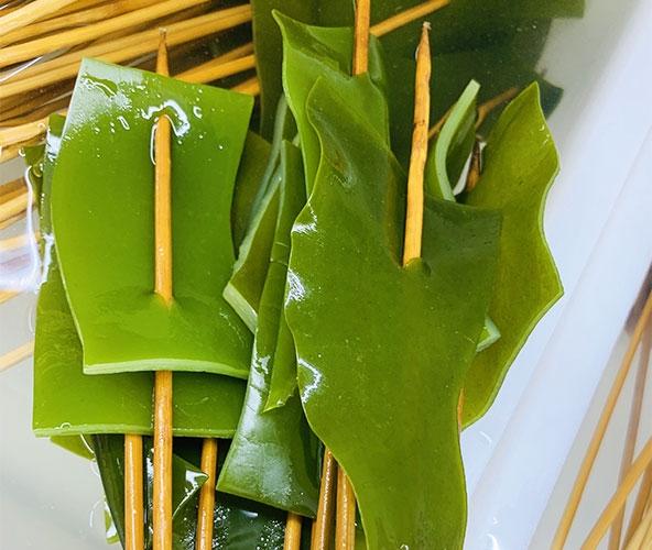 海白菜串串