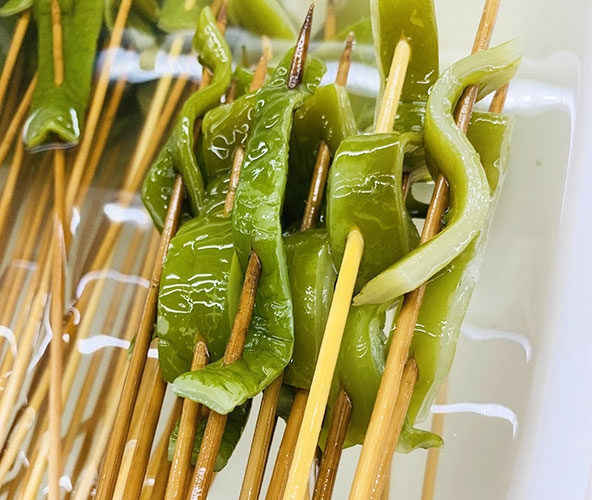 鲜海带串串香